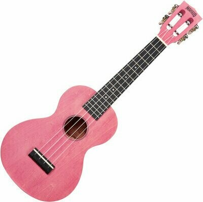 Mahalo ML2CP Concert Ukulele Coral Pink