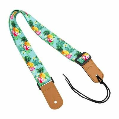 Fretz Hawaiian Style Ukulele Strap (Pineapple)