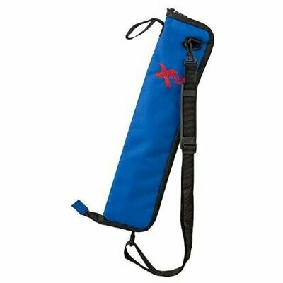 Xtreme Padded Drum Stick Bag Blue