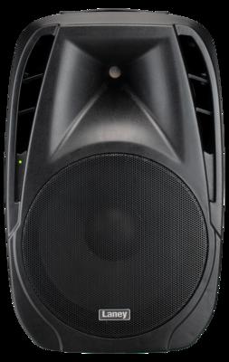 Laney Audiohub Powered 2-way Speaker System AH115-G2 - Bluetooth