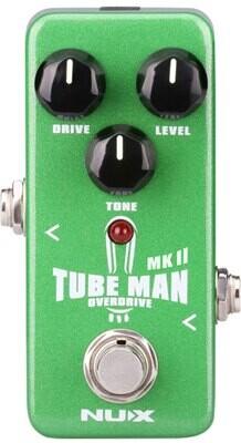 NU-X Mini Core Series Tube Man MK11 Overdrive Effects Pedal