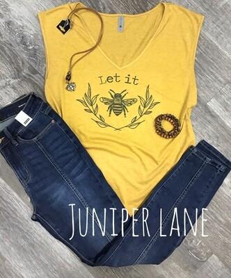 Let It Bee Tank