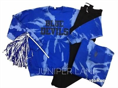 True Blue Sweatshirt