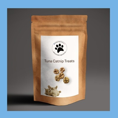 Tuna Catnip Treats (10pcs)