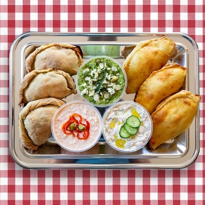 Savoury Tray (serves 6 persons)