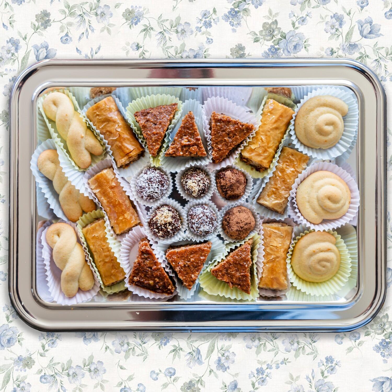 Sweet Tray (24pcs)