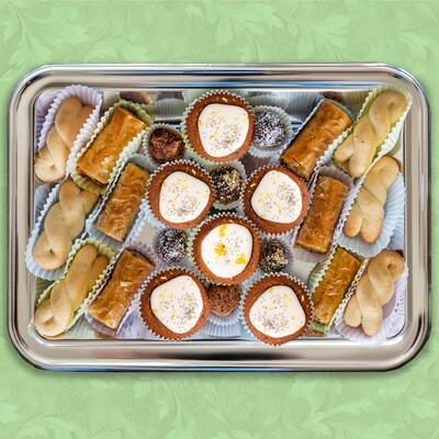 Vegan Sweet Tray (24pcs)