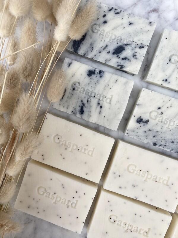 Bio zeepje met bedrukking