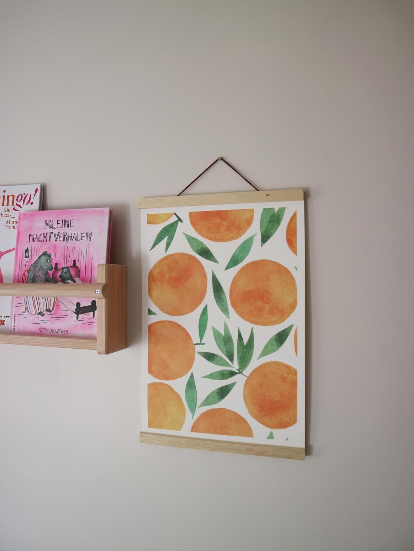 Poster appelsientjes