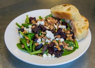 Salads: Roasted Beet Salad