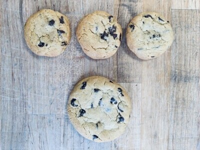 Cookies: Chocolate Chip