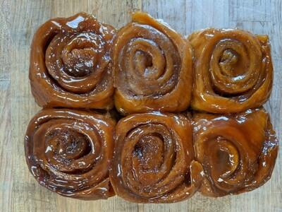 Sweet Rolls: Mini-Caramel Rolls
