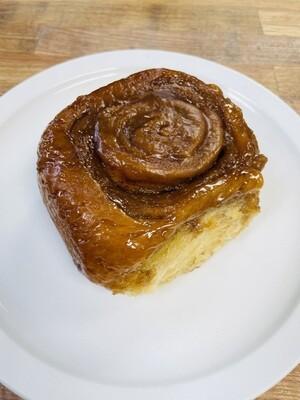Sweet Breads: Caramel