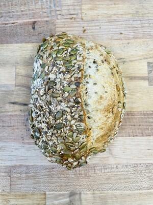 Seeded Sourdough