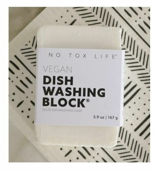 Dish Block   Zero Waste Dish Soap 5.9 oz.