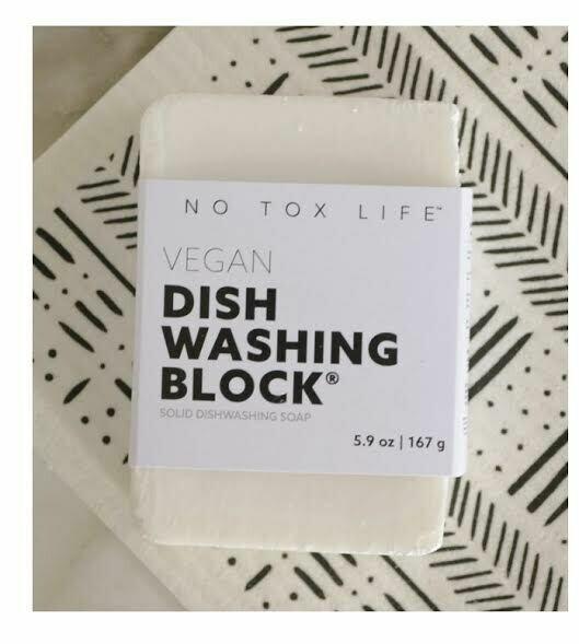 Dish Block | Zero Waste Dish Soap 5.9 oz.
