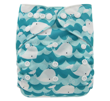 Baby Nappy Reusable Nappy Baby Pocket Cloth Diapers