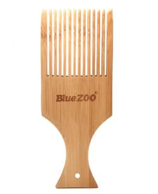 Bamboo Hair Pick Comb