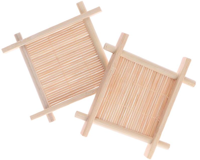Wooden Soap Tray Holder