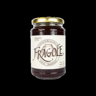 Confettura extra di fragole delle Monache Trappiste di Vitorchiano