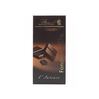 Tavoletta di cioccolato 82% Le Fondenti di Lindt