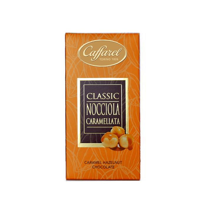 Tavoletta di cioccolato alla nocciola caramellata Classic di Caffarel