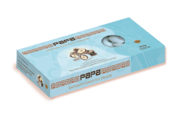 Confetti Ciocconocciolone Celesti di Confettificio Papa