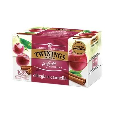 Infuso ciliegia e cannella di Twinings
