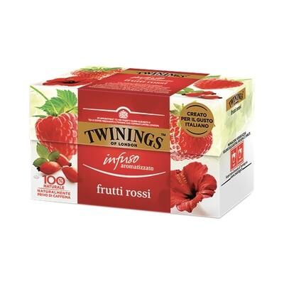 Infuso ai frutti rossi di Twinings