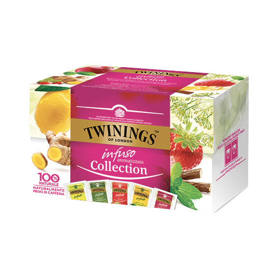 Infuso collection di Twinings