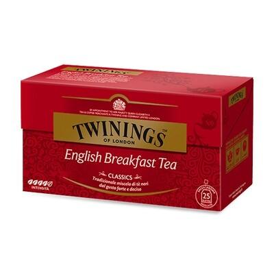 Tè English Breakfast Tea di Twinings