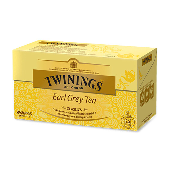 Tè Earl Grey di Twinings