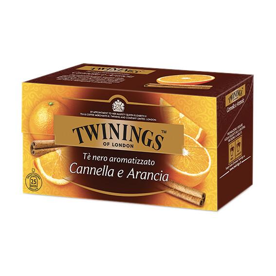 Tè cannella e arancia di Twinings