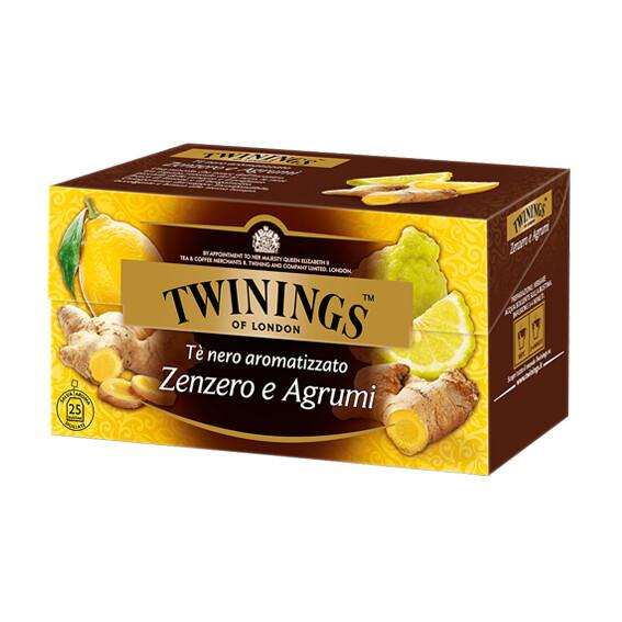 Tè zenzero e agrumi di Twinings