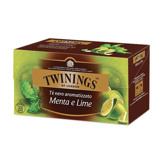 Tè menta e lime di Twinings
