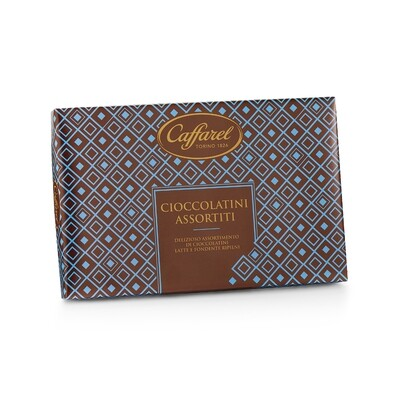 Cioccolatini ripieni assortiti confezione Blu di Caffarel