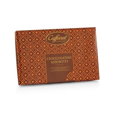 Cioccolatini ripieni assortiti confezione Arancione di Caffarel