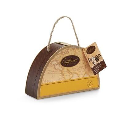 Praline confezione regalo Le Origini del Cacao Gialla di Caffarel