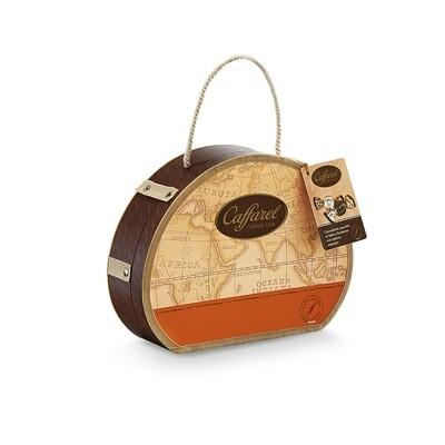 Praline confezione regalo Le Origini del Cacao Arancione di Caffarel