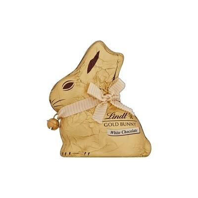 Gold Bunny bianco di Lindt 100gr