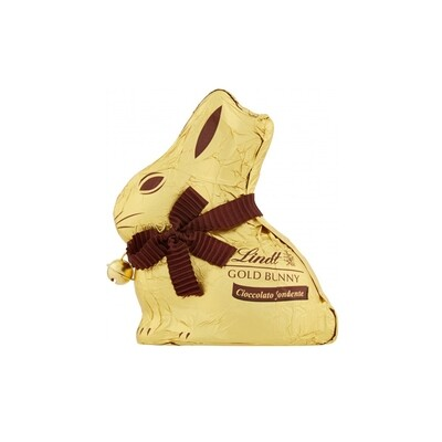 Gold Bunny fondente di Lindt 100gr