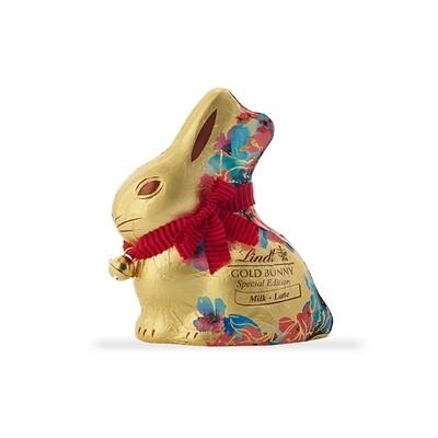 Gold Bunny Flower di Lindt Latte 200gr