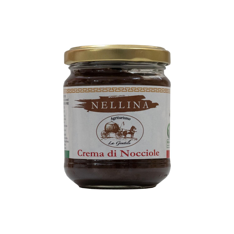 Crema di nocciole spalmabile Nellina