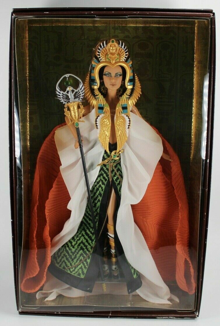 2010 Gold Label: Barbie Doll as Cleopatra BNIB MINT