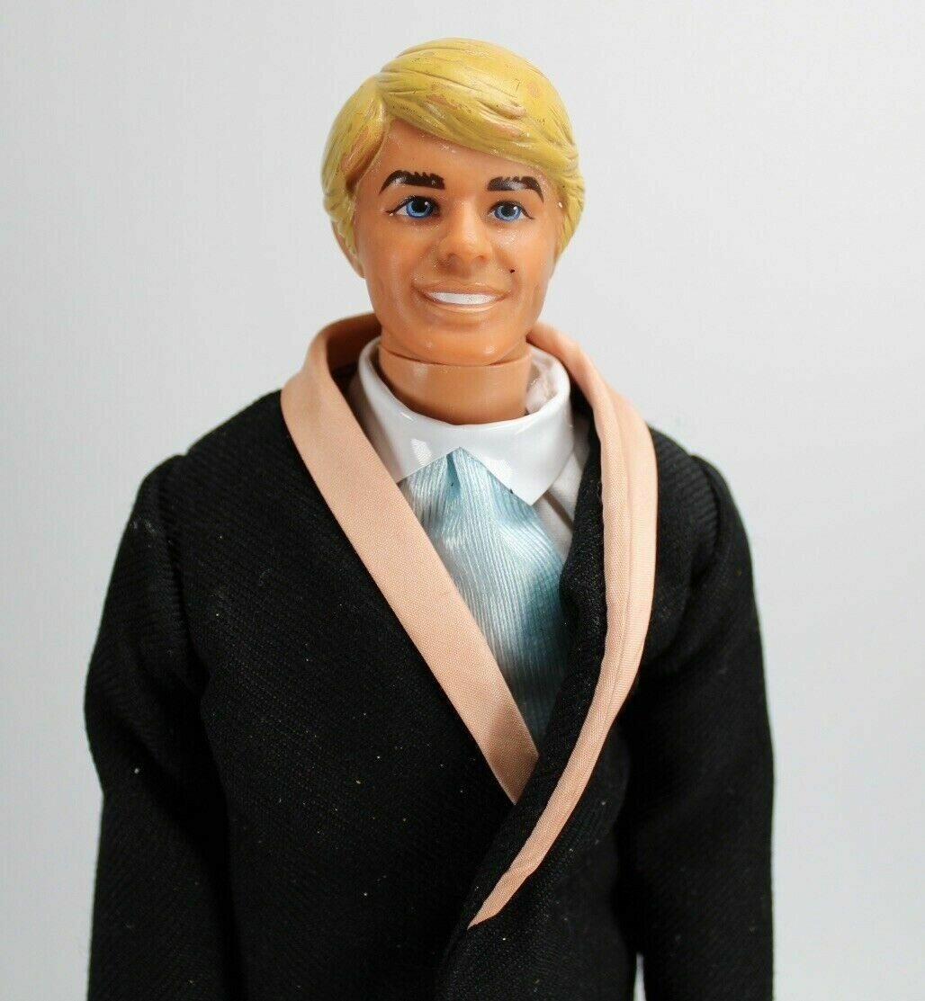 1980's Era Dressed Ken DE-BOXEDK Barbie Doll