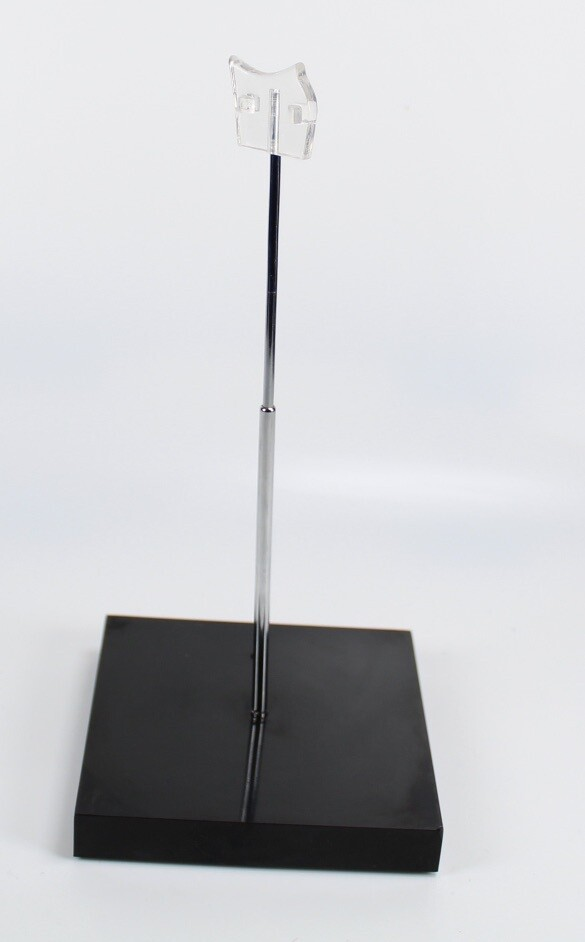 """Integrity Toys 12-13"""" Nu Face Telescoping Standars Black Stand"""