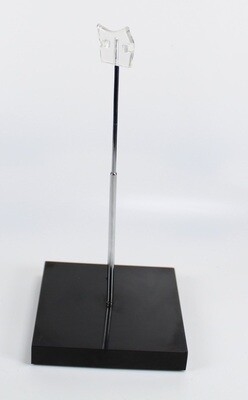 "Integrity Toys 12-13"" Nu Face Telescoping Standars Black Stand"