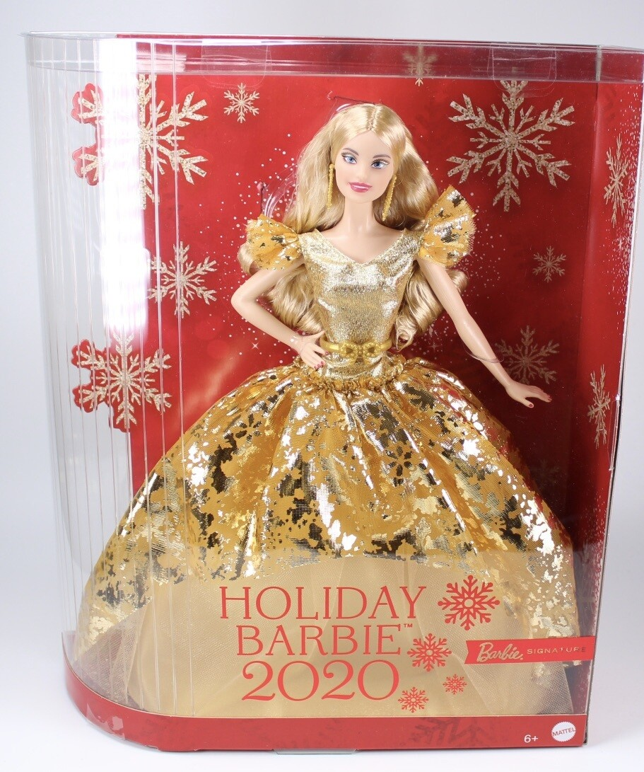 2020 Holiday Barbie Doll BNIB