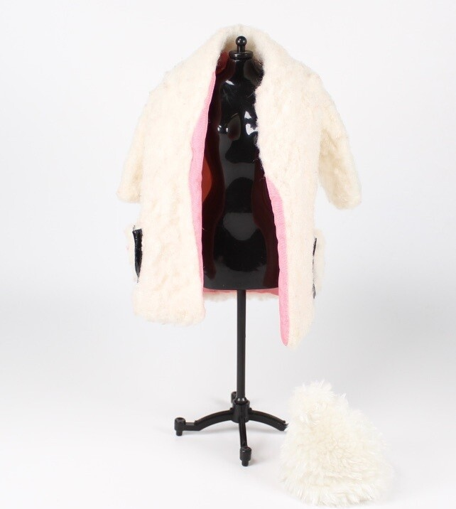1970 MOD Era Lamb & Leather #1467 Barbie Doll Fashion