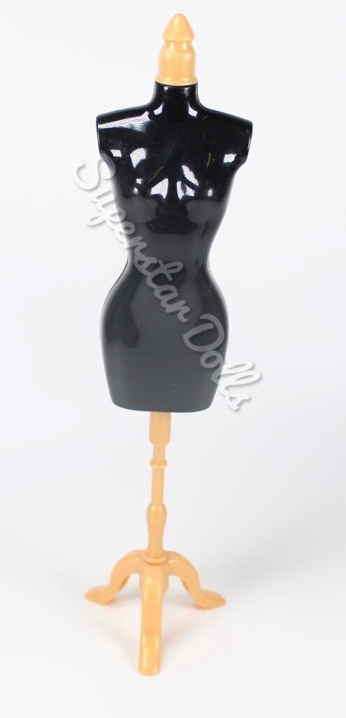 26cm Doll Sized Mannequin/Stand for Barbie Doll Fashions